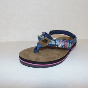 Mud Island Girl Sandals Size 10 Brand New